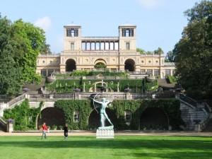 Потсдамский сад